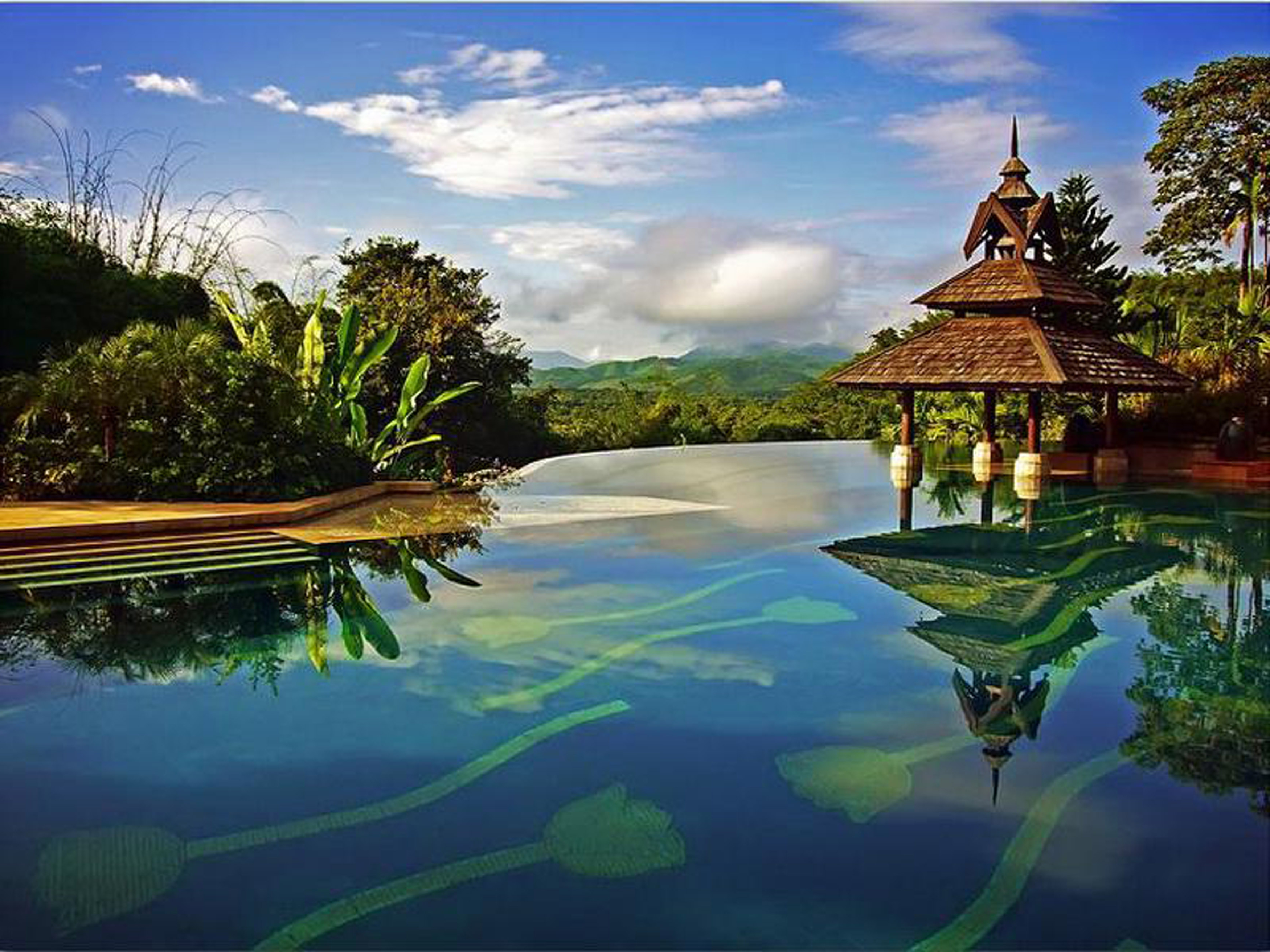 Amazing Pool Hotel With Infinity Pool Hotels With Infinity Pools (View 5 of 28)
