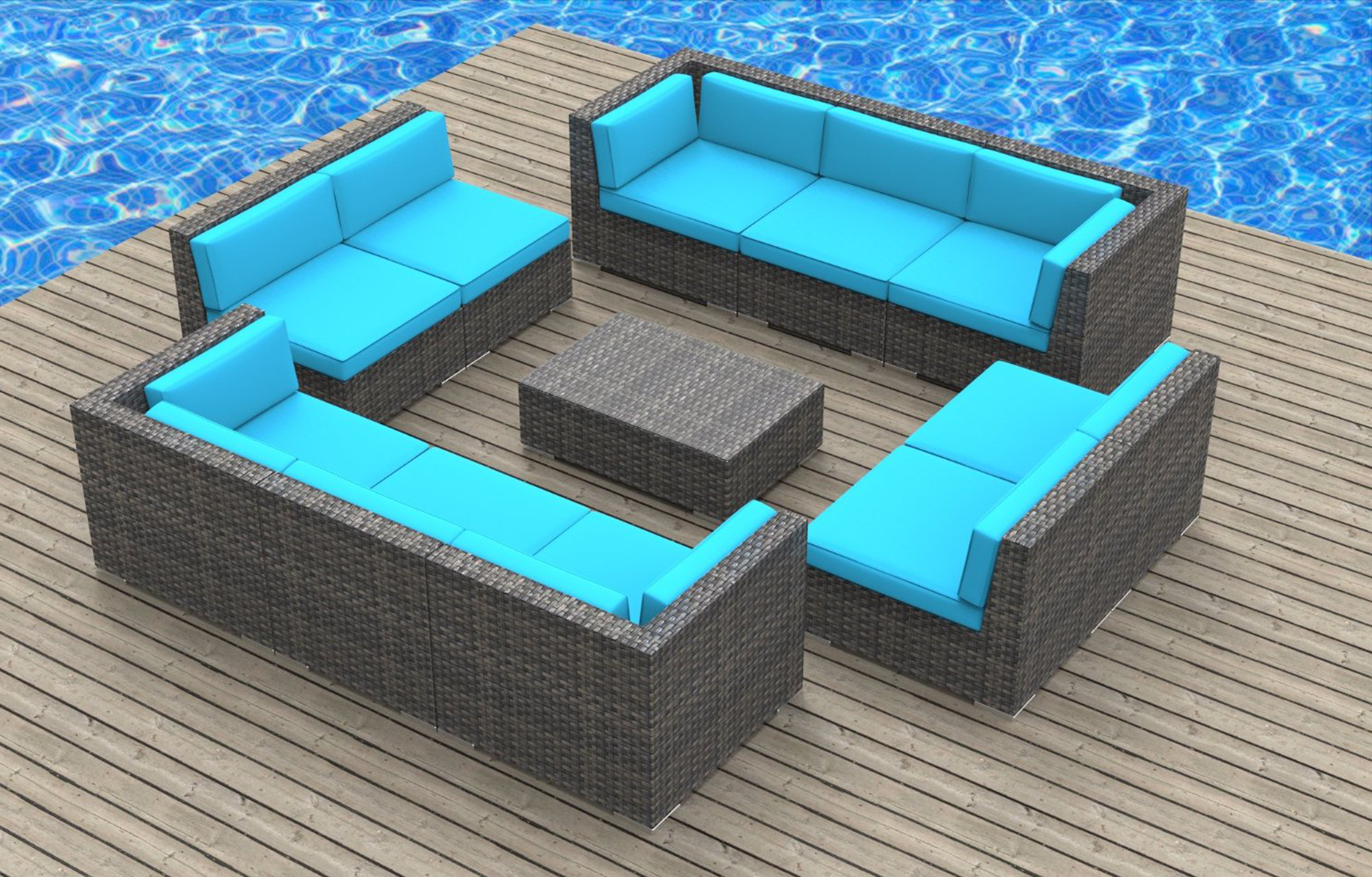 Modern Outdoor And Patio Furniture Decoration 13984