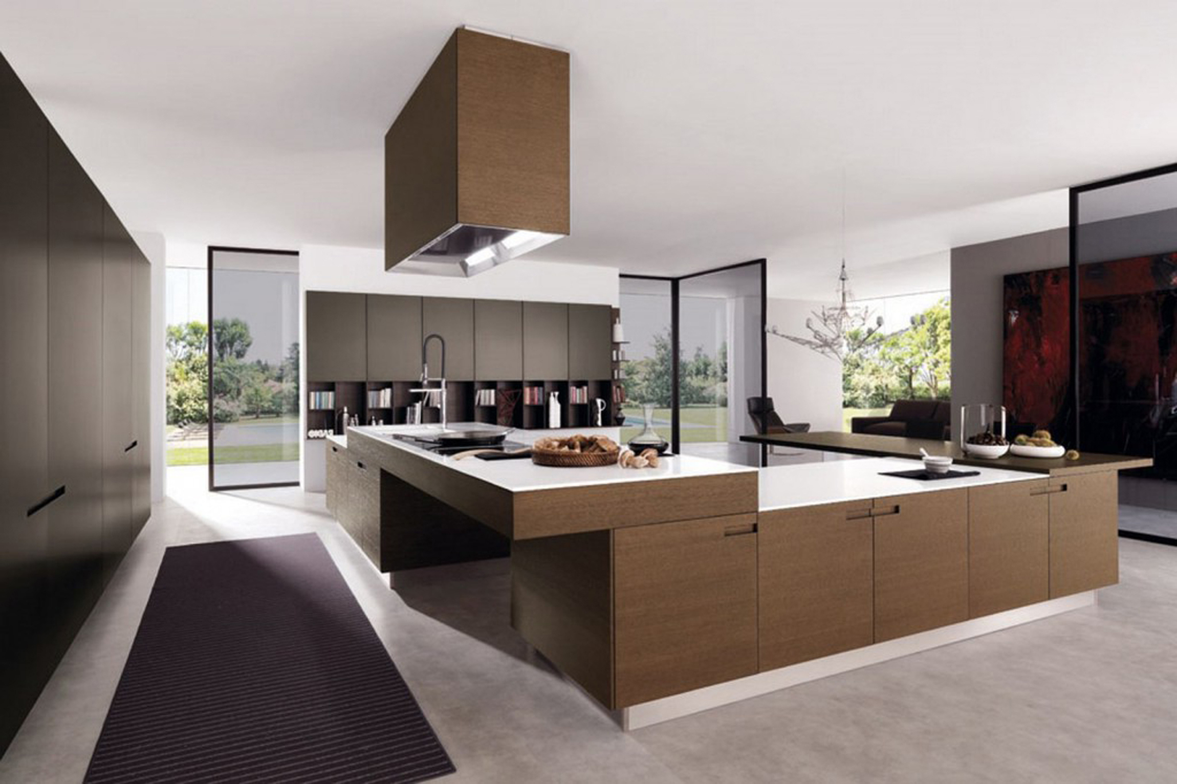 Decoration For Elegance Classic Modern Kitchen Design Best Contemporary (View 2 of 39)