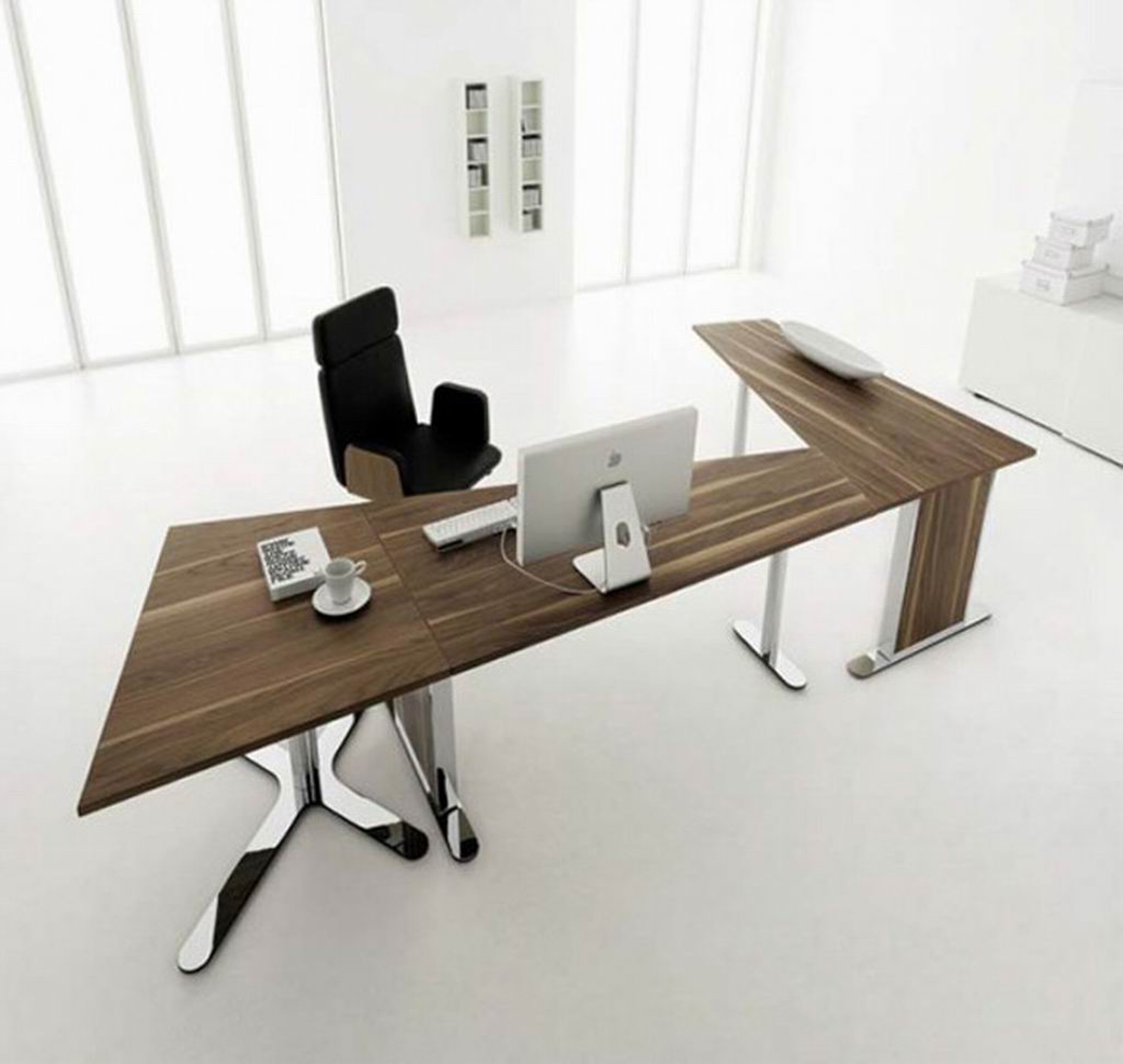 20 Of The Best Modern Home Office Ideas: Best Modern Home Office Decorating Ideas #14089