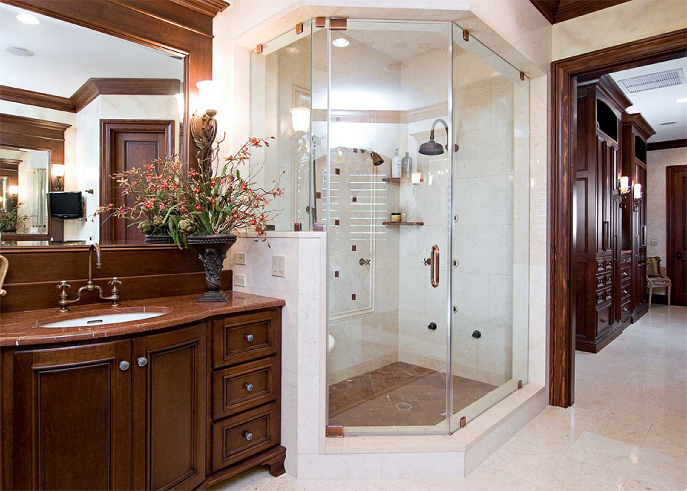 Luxurious Bathroom Plan (Image 4 of 123)