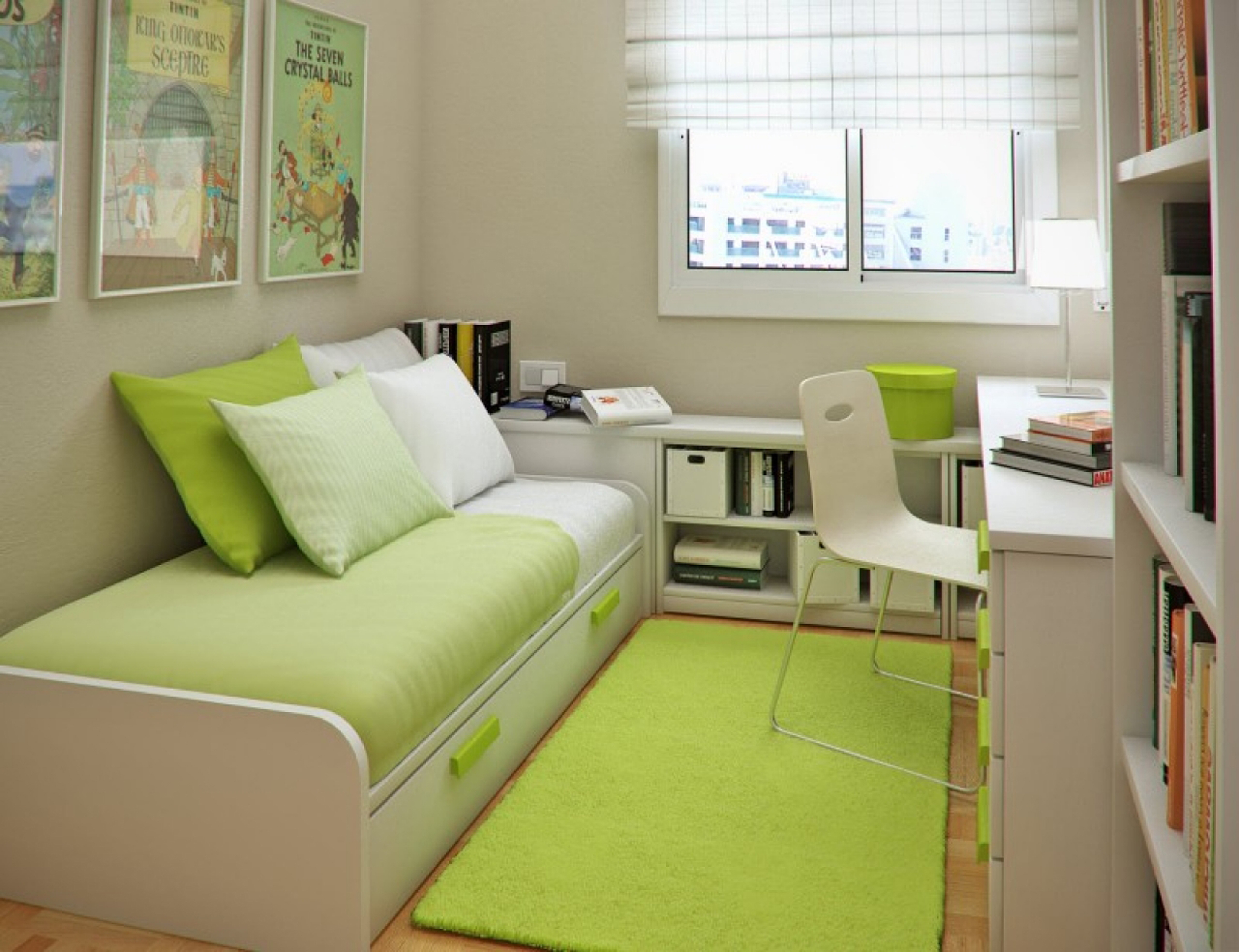 Luxury Interior Design Inspiration For Kids Room With Light Green White Pillows Light Green Rug And White Window Frame Simple Interior Design Inspiration (Image 76 of 123)