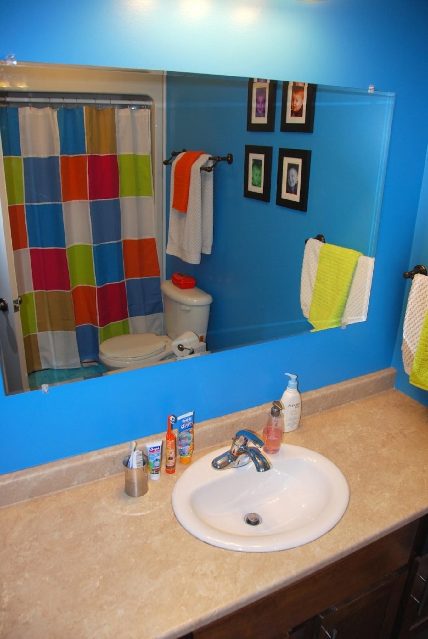 Luxury Kids Bathroom Decorating Ideas