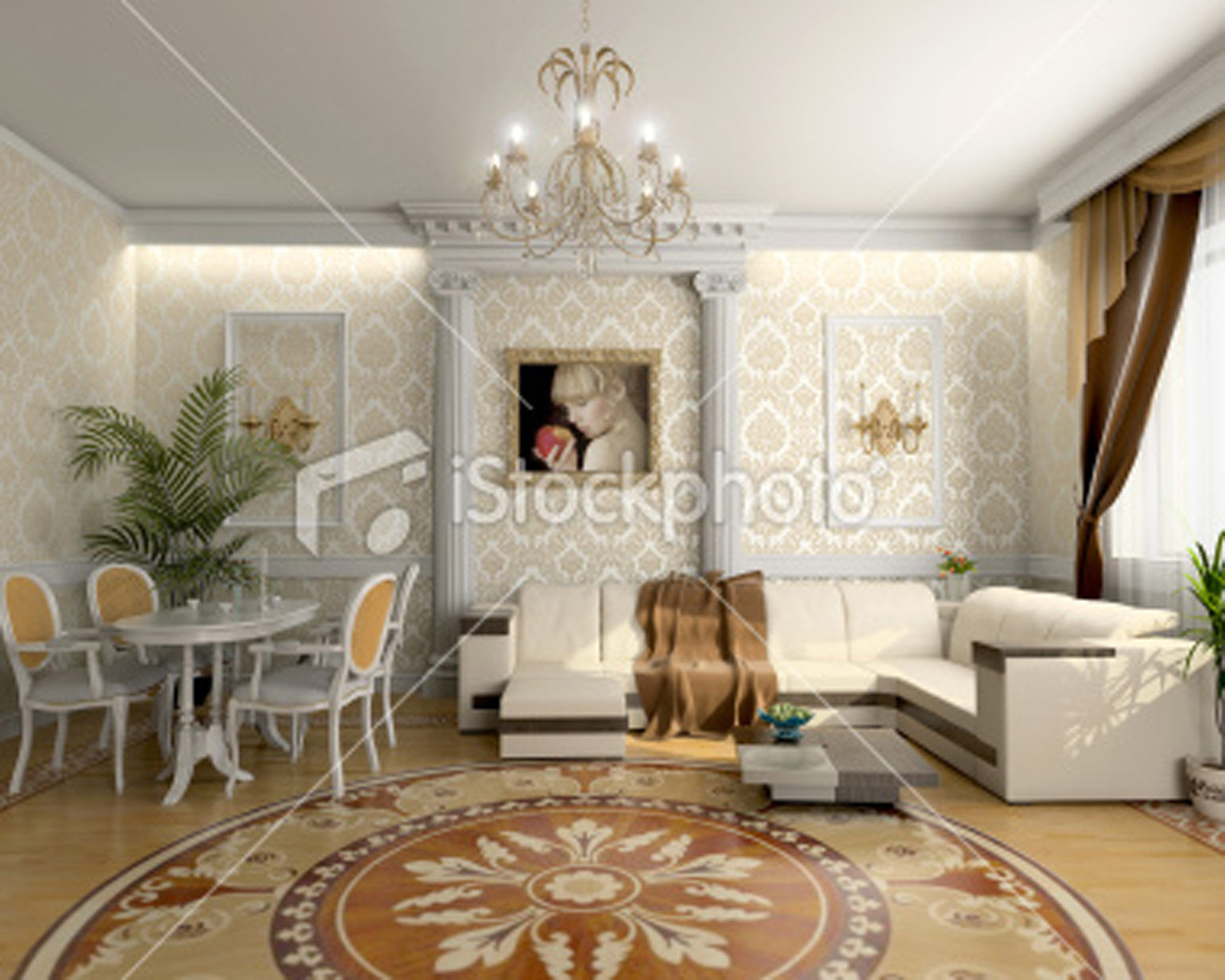 Luxury Living Room (Image 90 of 123)
