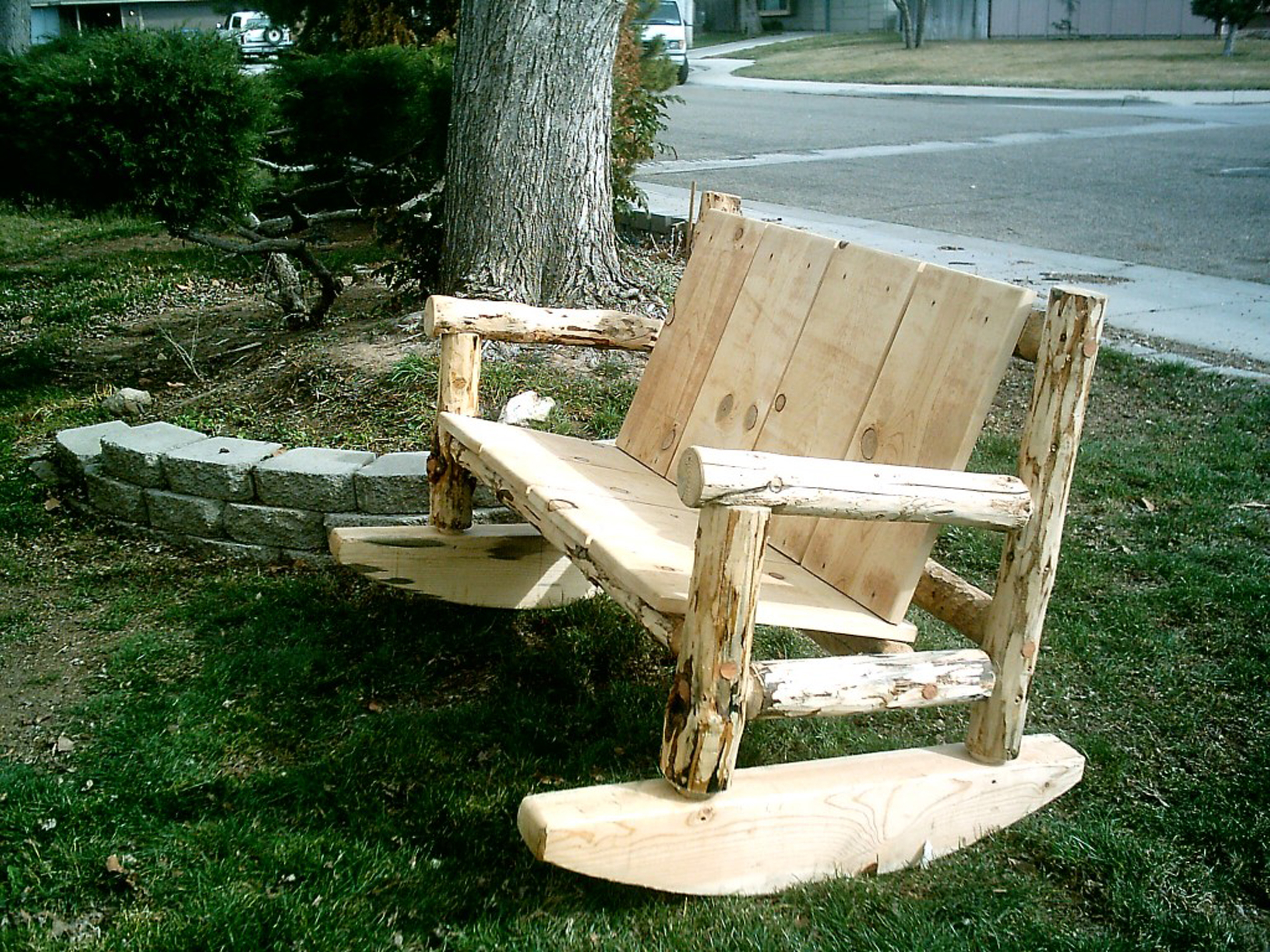 Luxury Modern Outdoor Rocking Chair Design Ideas In Cream Admirable Modern Outdoor Design Ideas (Image 113 of 123)