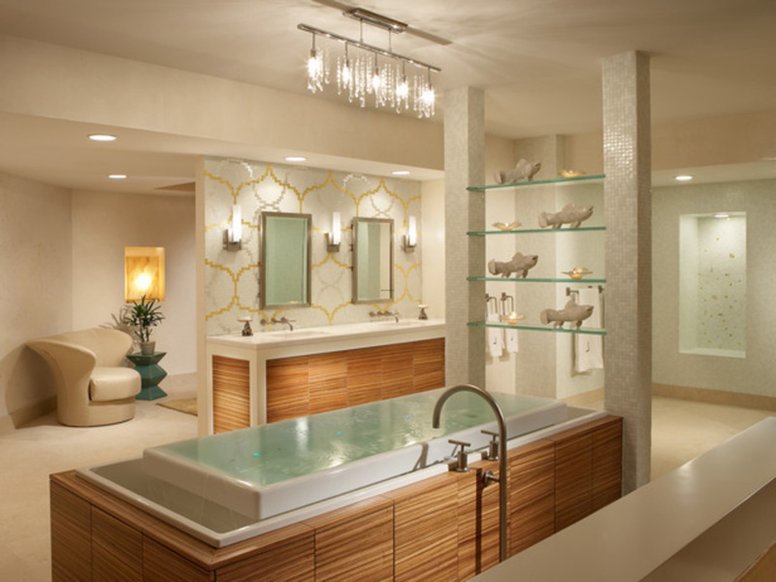 Spa Bathroom Design Ideas For Your Home Design (Image 28 of 28)
