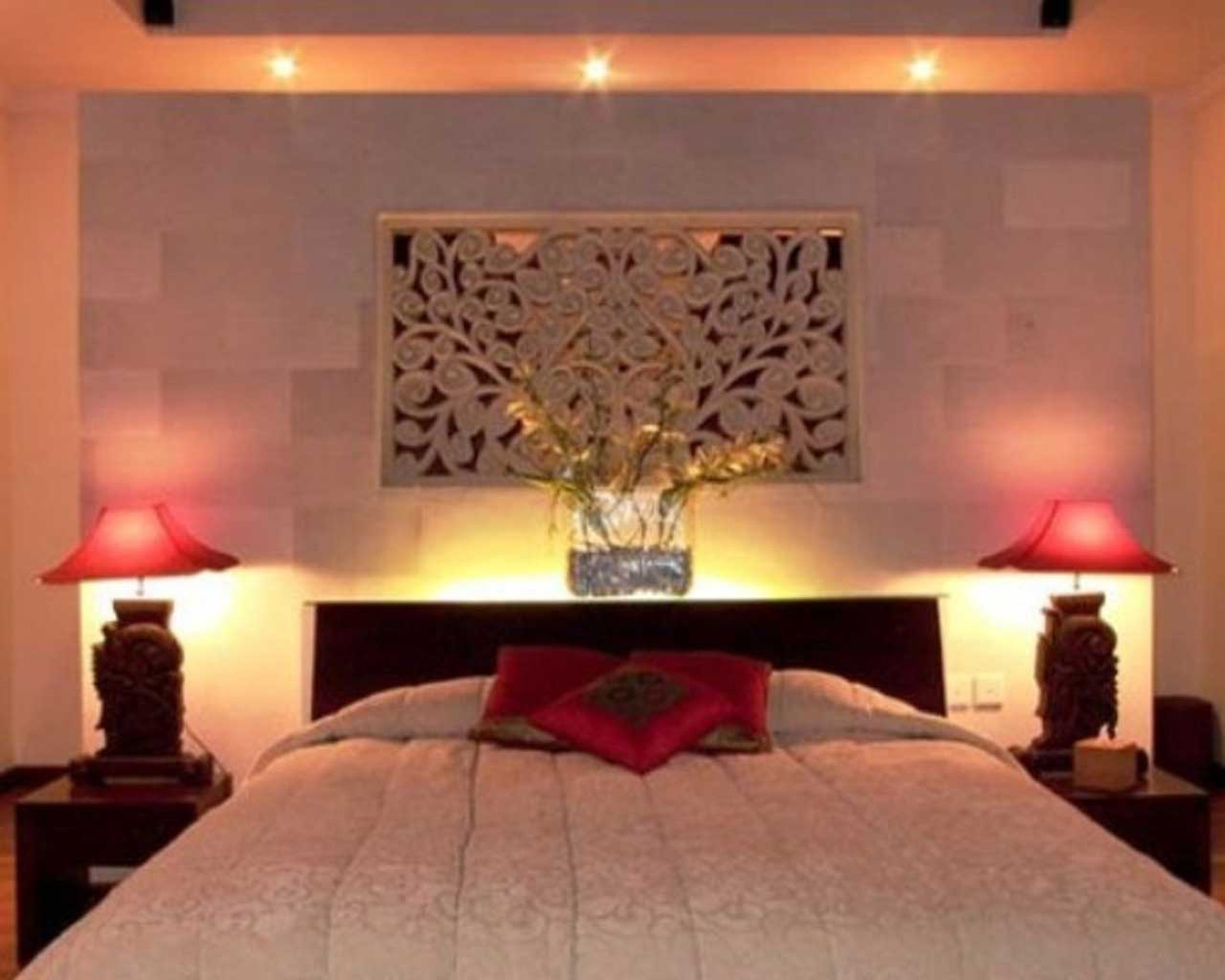 Pretty Dreams Orange Bedroom Lighting With Traditional Culture Style Modern Bedroom Lighting Design Ideas (Image 19 of 28)
