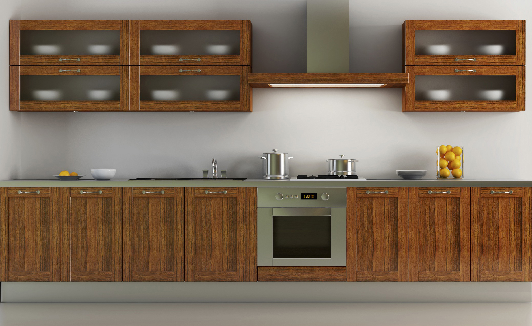 Classic Style Kitchen Interior (Image 10 of 39)