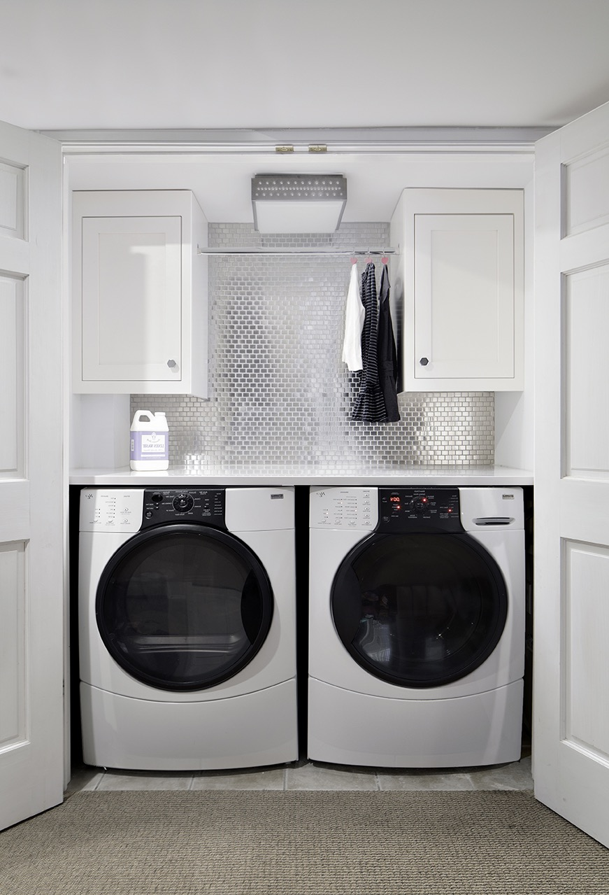 2017 Modern High Efficiency Laundry Closet (Image 1 of 26)