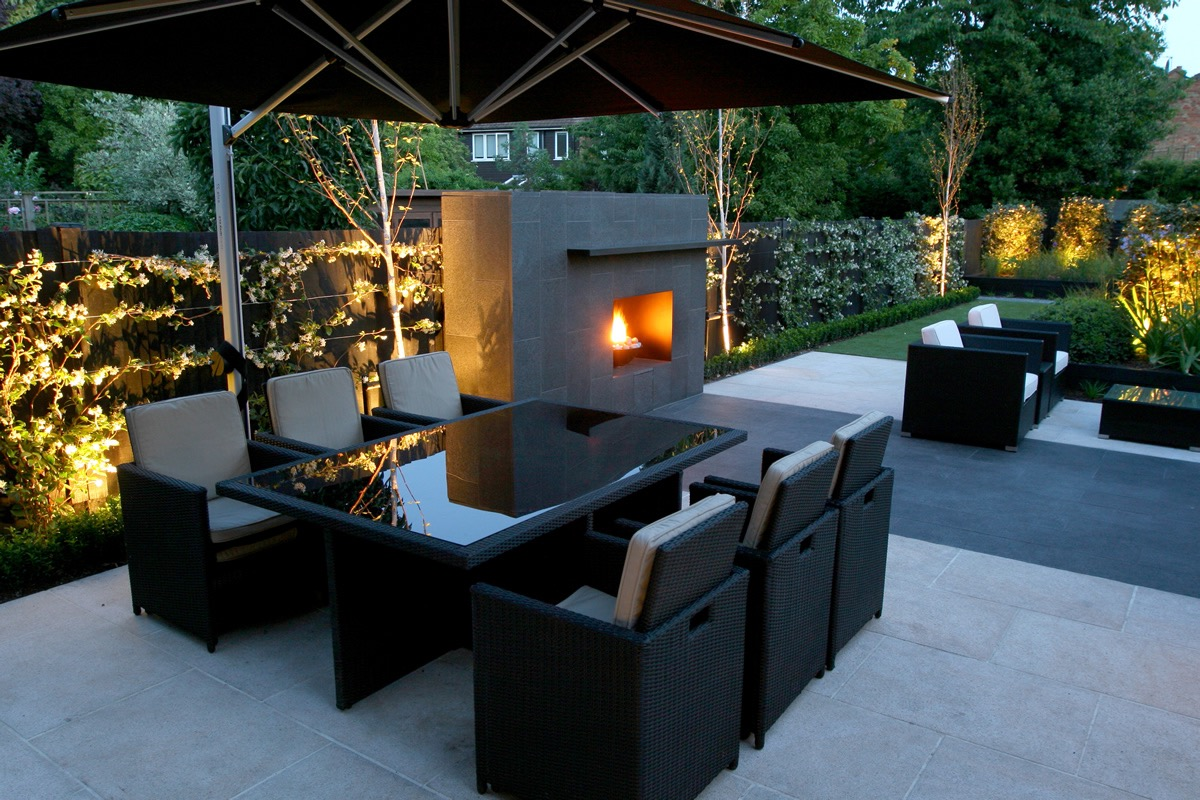 Contemporary Garden Ideas Elegant Looks (Image 24 of 35)