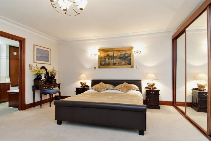 Luxury Bedroom Apartment Interior Furniture (View 17 of 28)