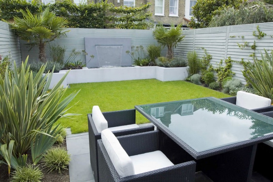 Minimalist Garden Design To Attract Visitor (Image 16 of 28)