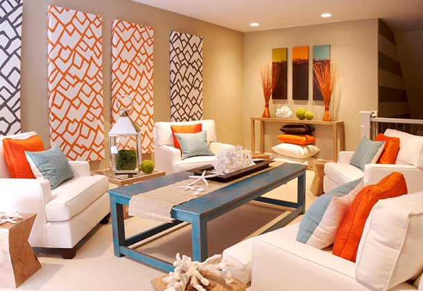 Modern Decoration For Attic Living Room Remodel (Image 18 of 26)