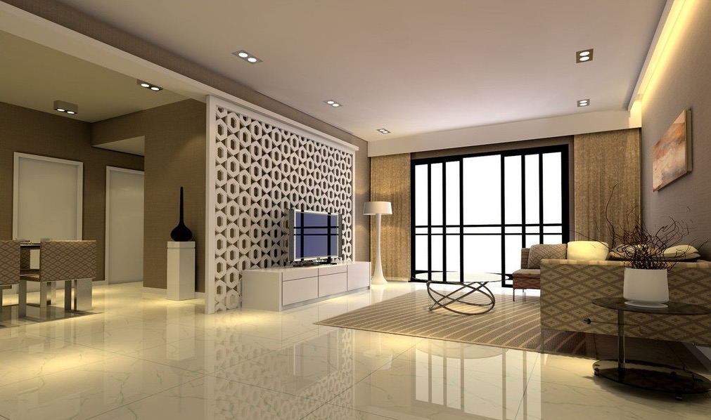 Modern Living Room Design (Image 15 of 23)