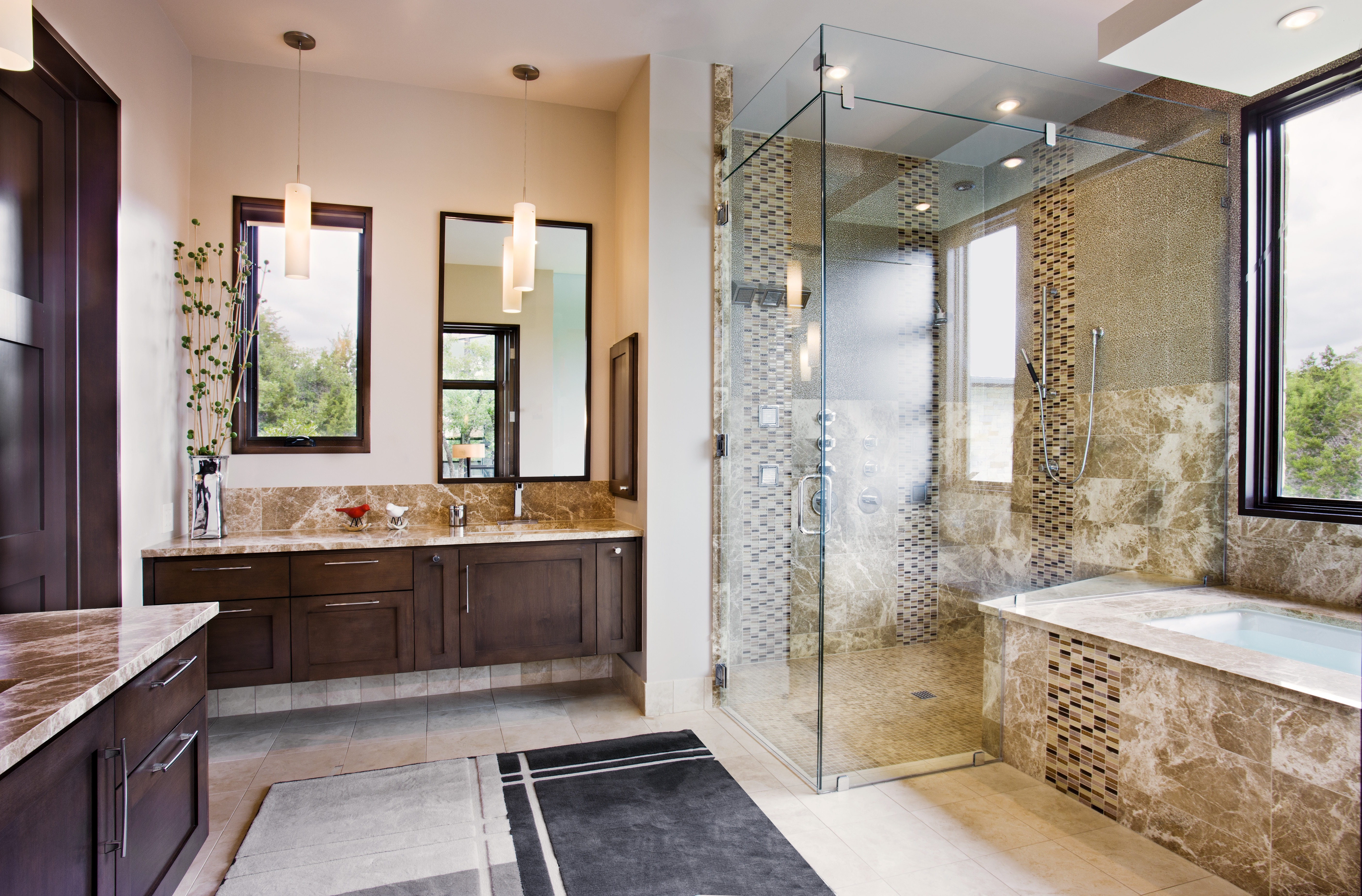 Featured Image of 20+ Modern Contemporary Shower Ideas