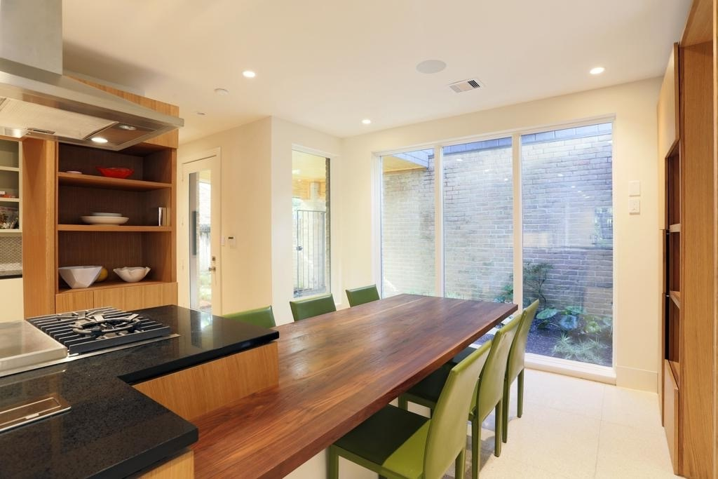 Open Kitchen Shelving (View 15 of 23)