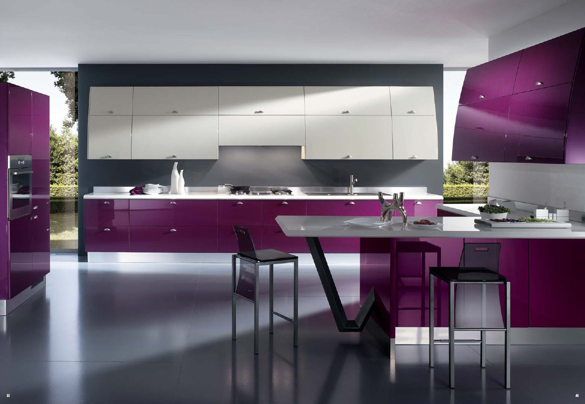 Open Kitchens Design Effective Concept (Image 20 of 23)