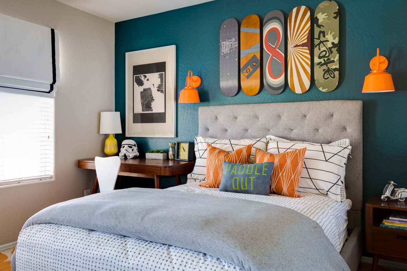 Boys bedrooms decorating ideas pictures