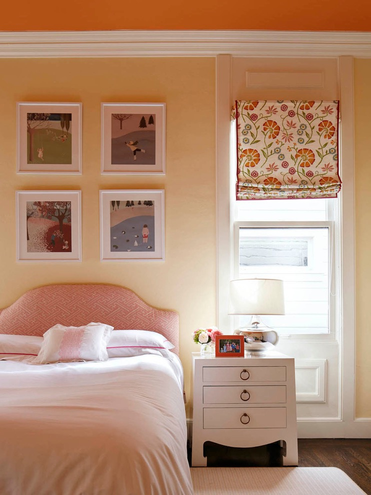 Chic And Cozy Pink Bedroom Decor For Teenage Girls (Image 8 of 30)
