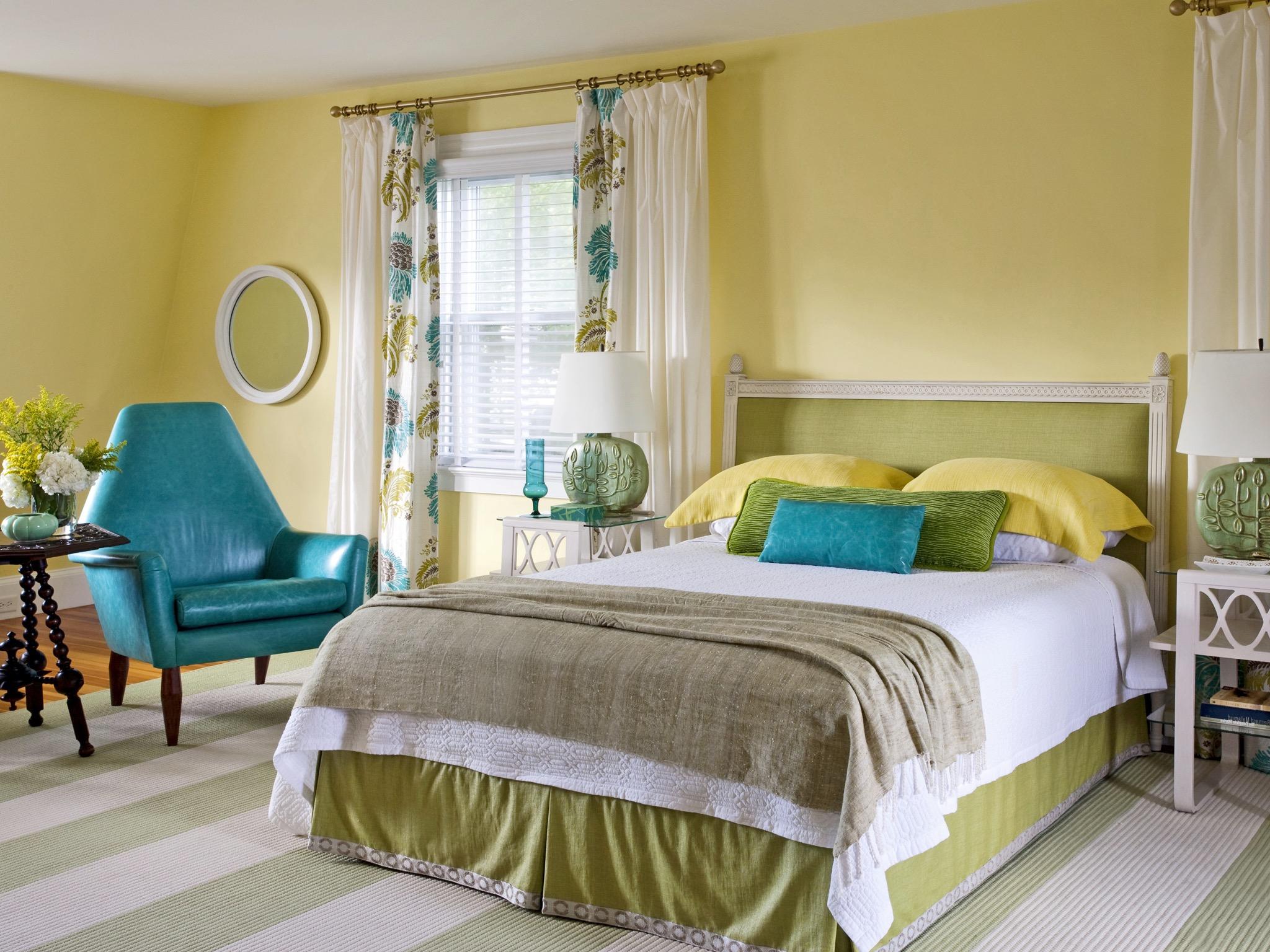 Eclectic Turquoise Children Bedroom (View 23 of 35)