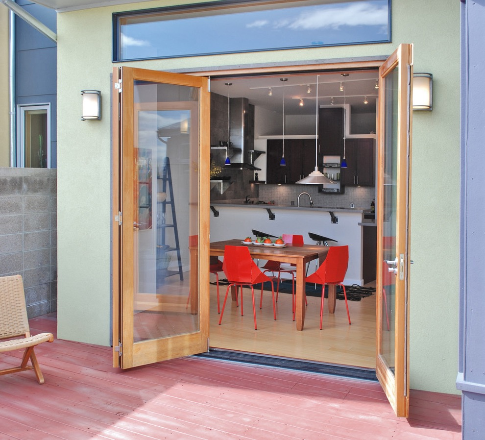 Beautiful Bifold Doors For Functional And Efficient