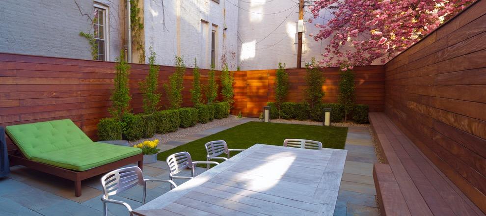 Modern Minimalist Rooftop Garden Landscape Design  (Image 24 of 28)
