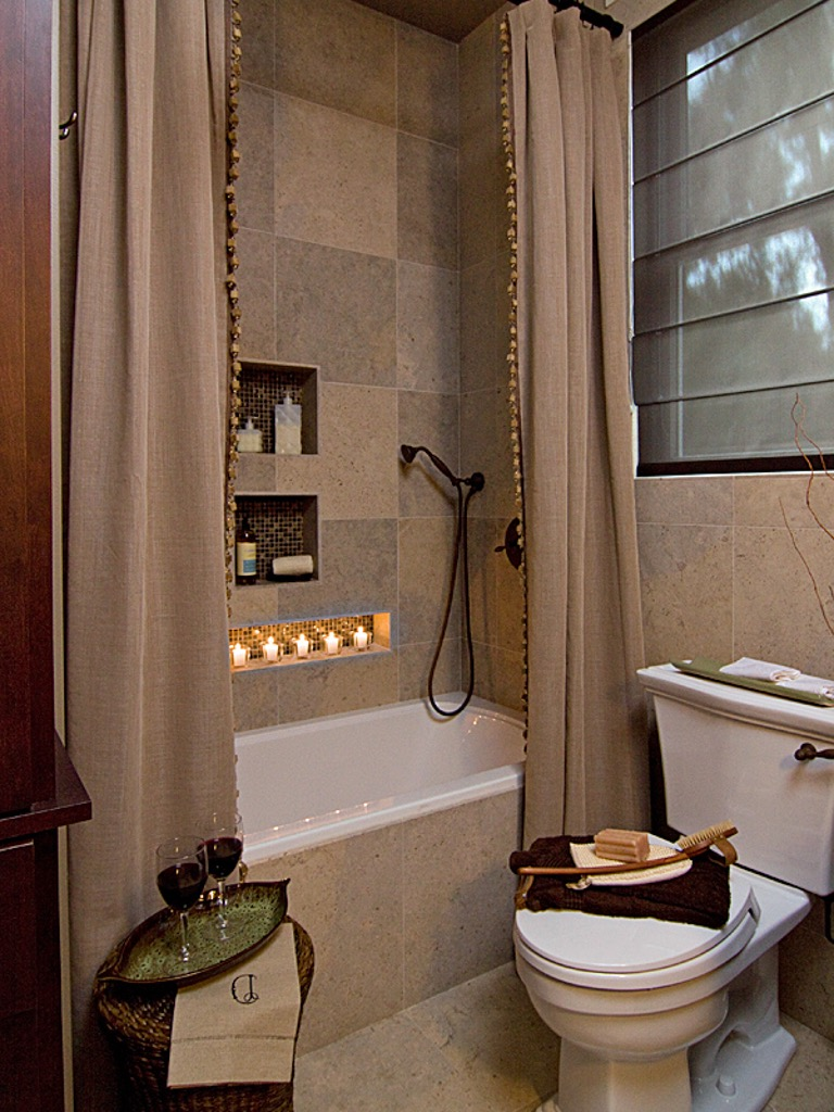 5 Incredible Ideas For Small Bathrooms 15052 House