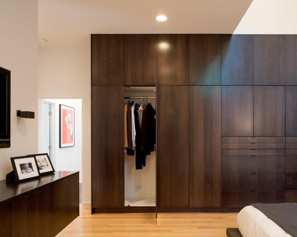 Bedroom Wooden Wardrobe (View 12 of 15)