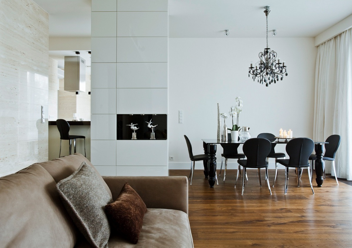 Easy Dining Room Design Interior (View 11 of 32)