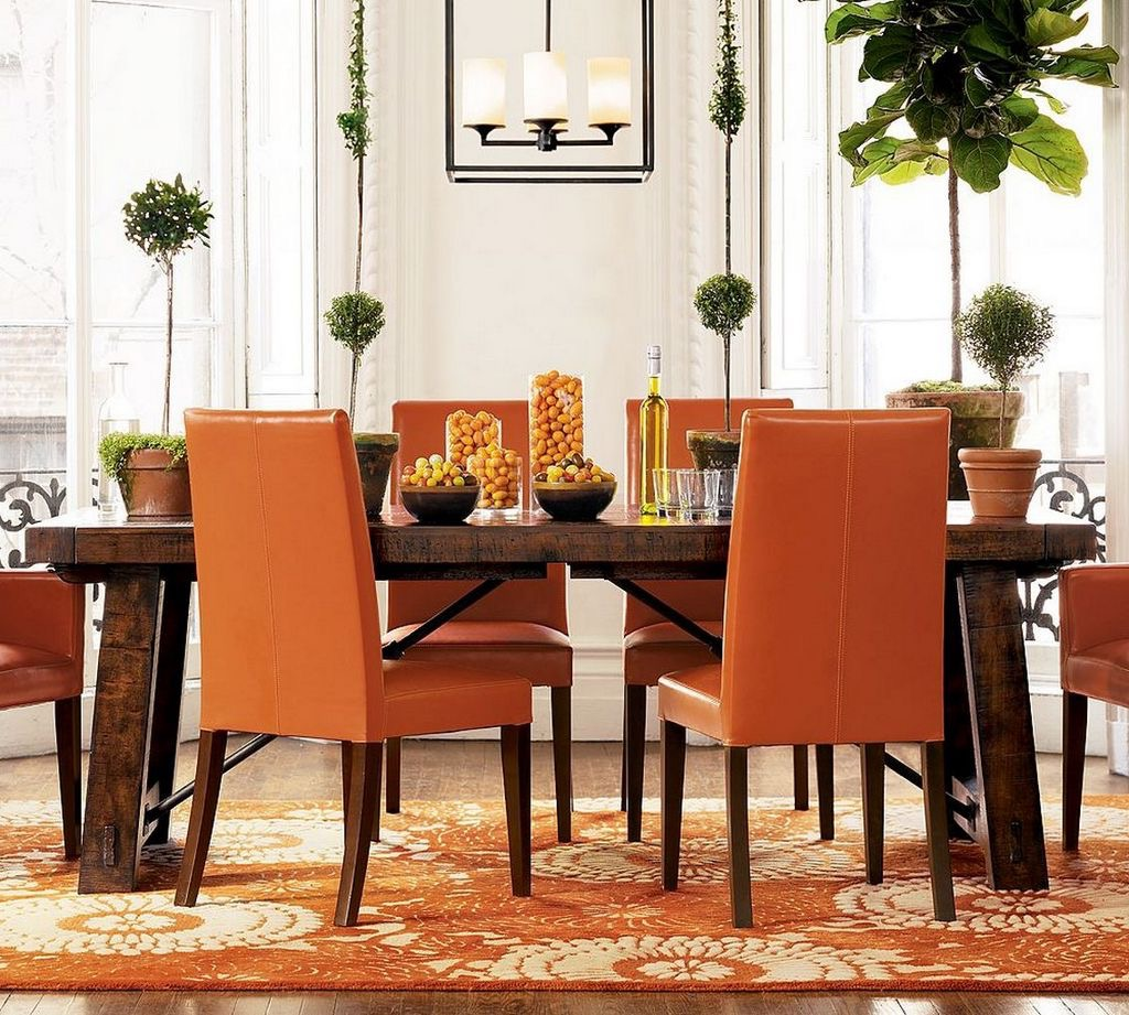 Happy Feeling Dining Room Interior Ideas (View 18 of 32)