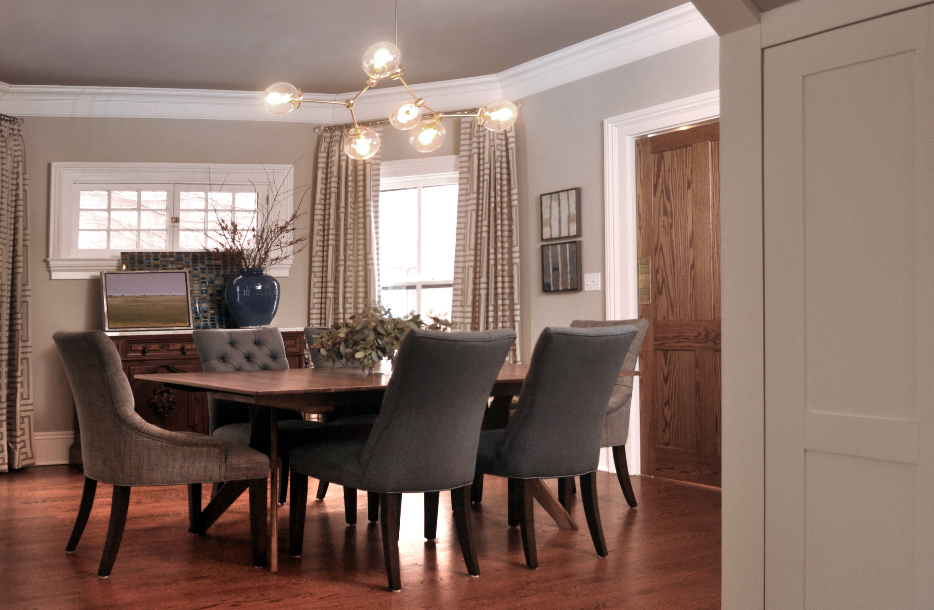 Inviting Formal Dining Room (View 21 of 32)