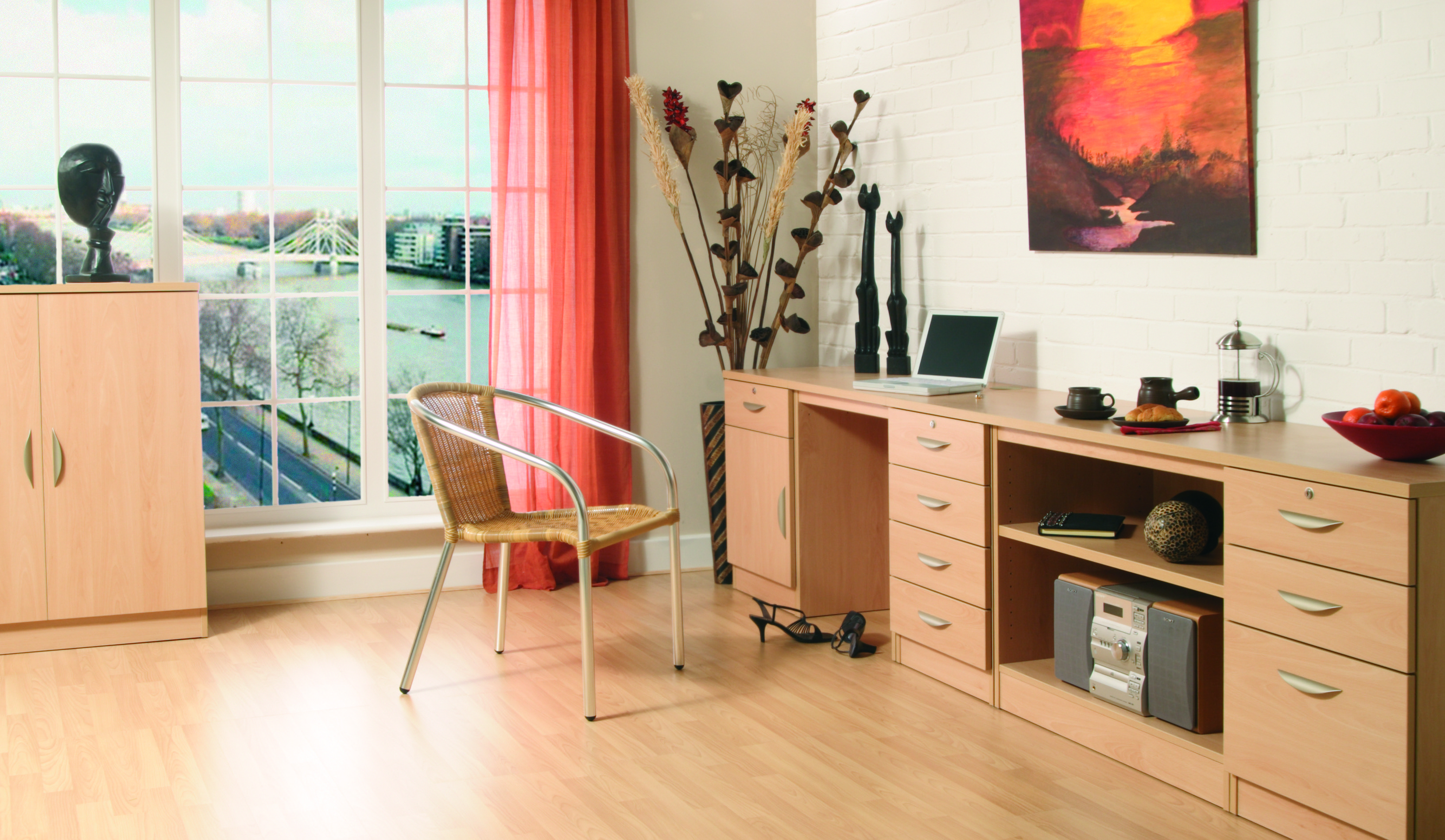 Minimalist Elite Modular Home Office Furniture (Image 27 of 50)