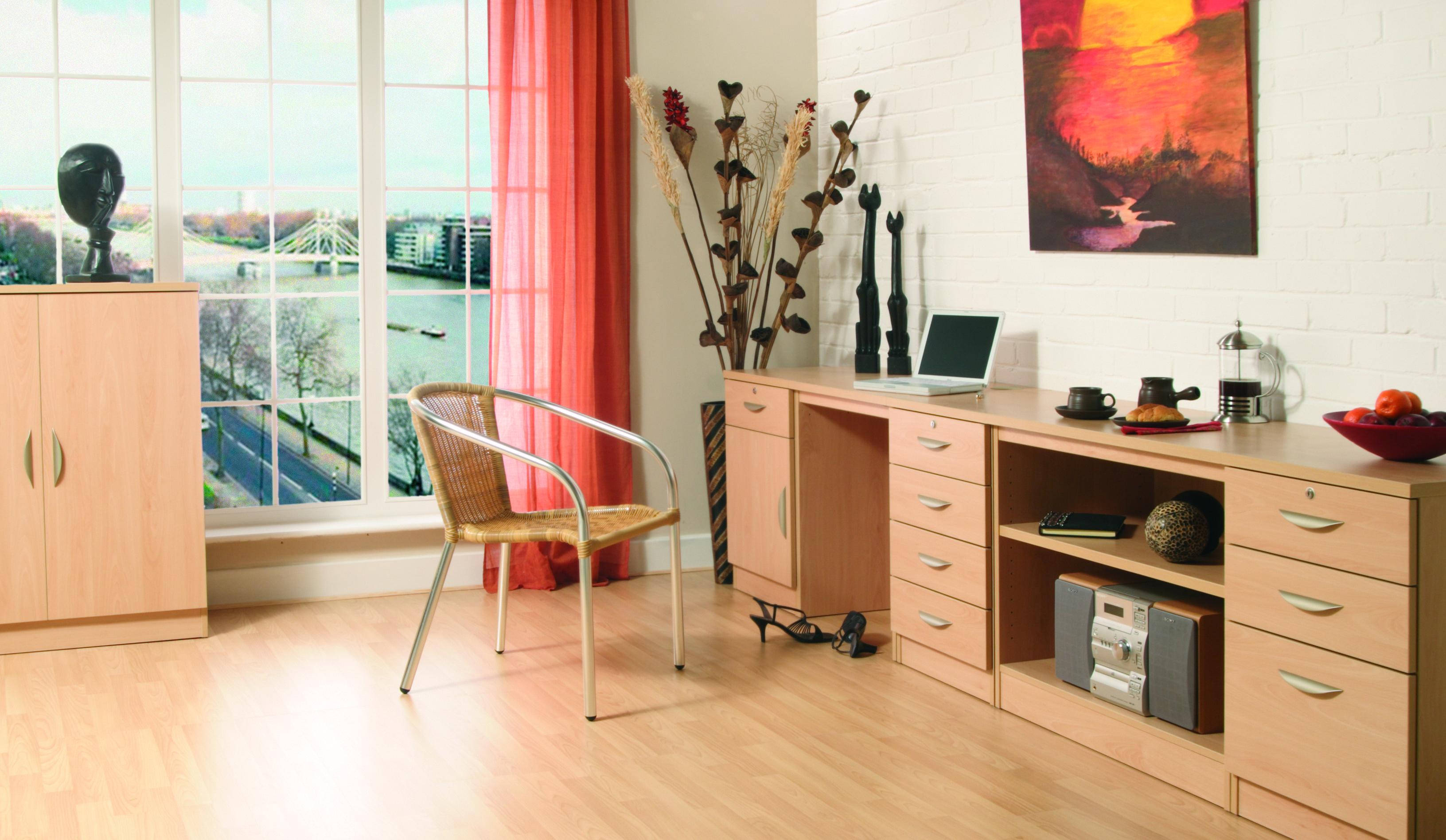 Minimalist Elite Modular Home Office Furniture (View 36 of 50)