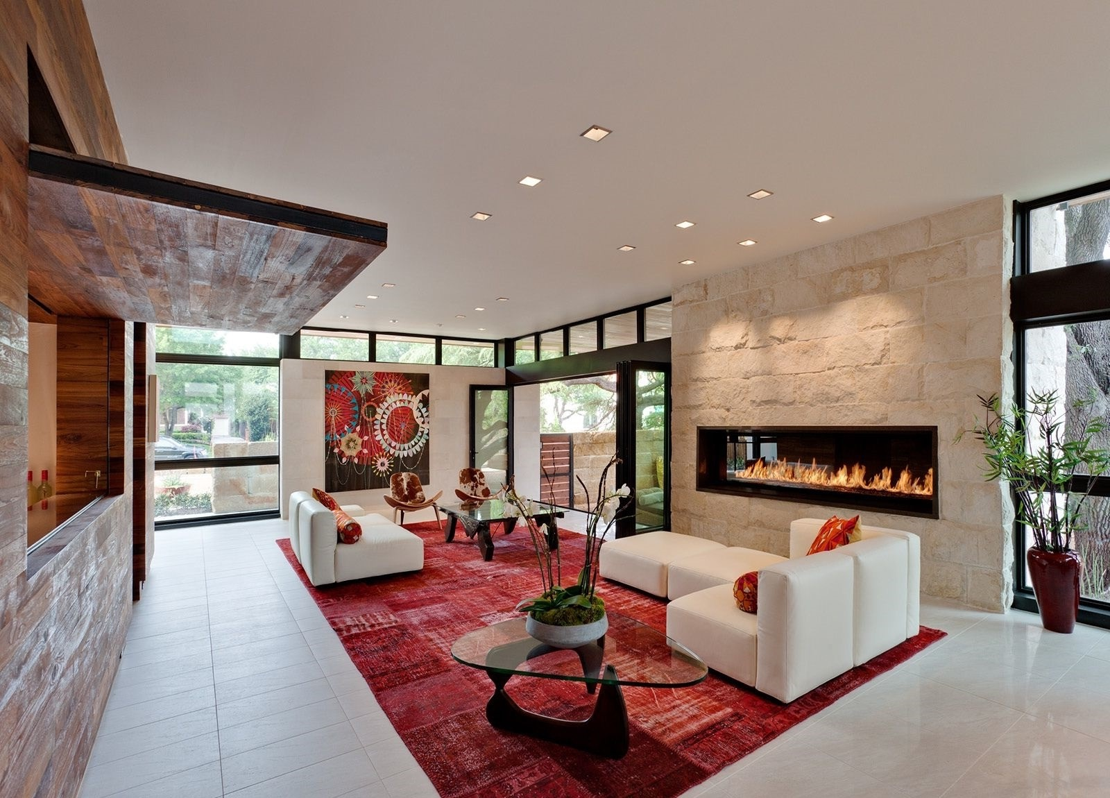 Modern Innovative Living Room (Image 18 of 27)