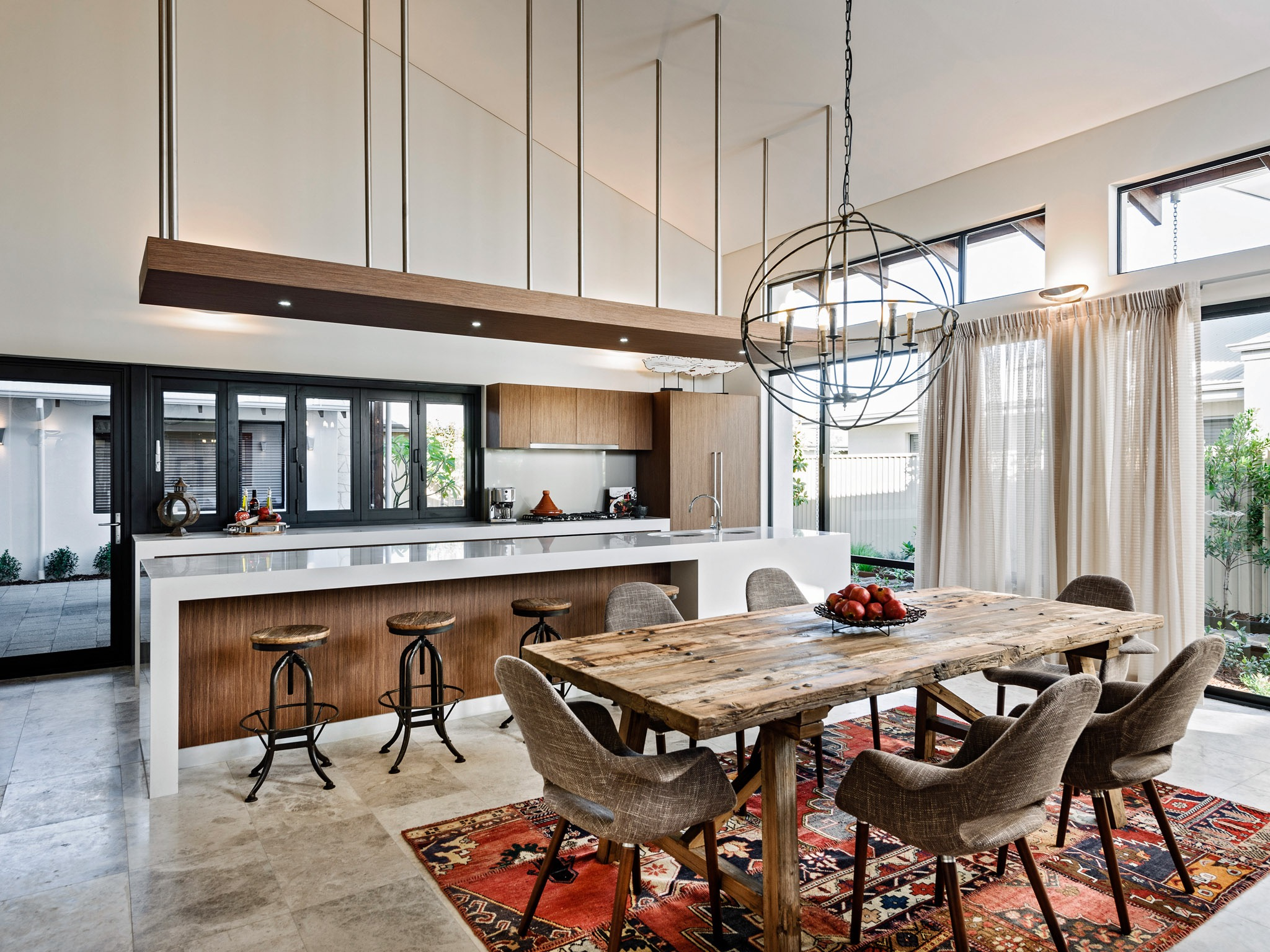 Open Concept Kitchens And Living Spaces With Flow (Image 24 of 31)