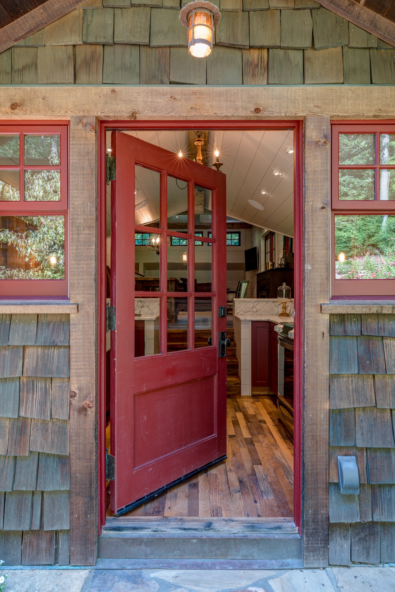 Rustic Cabin Exterior Doors Log Cabin Front Doors Check In Home