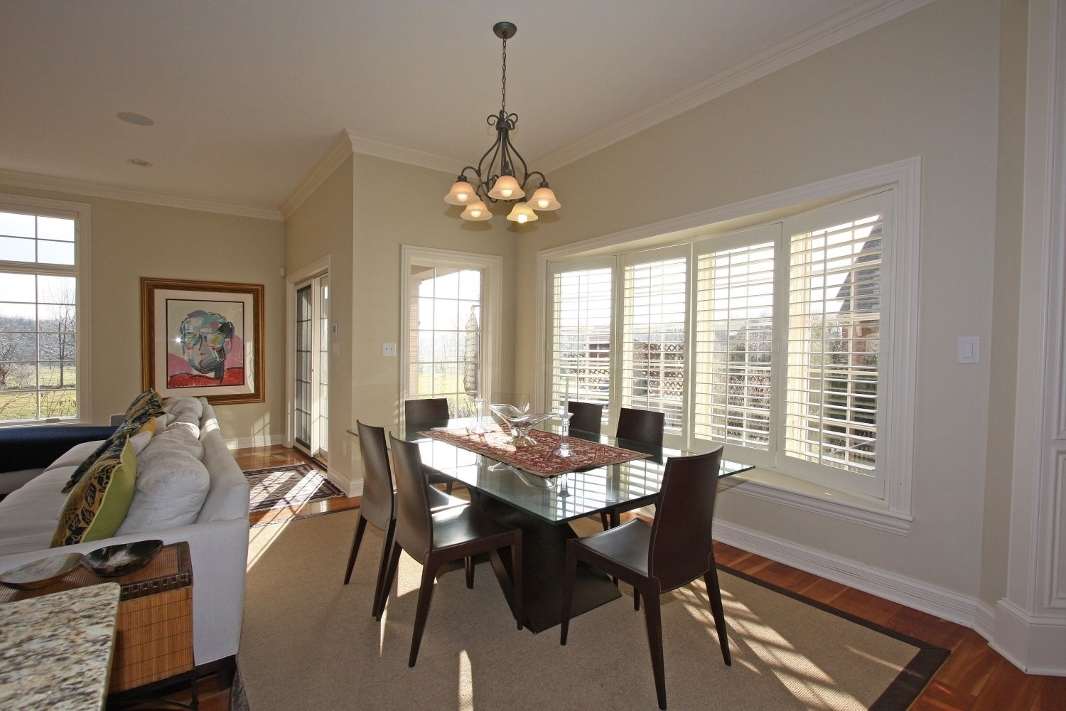 Simple Lighting For Dining Room (View 30 of 32)