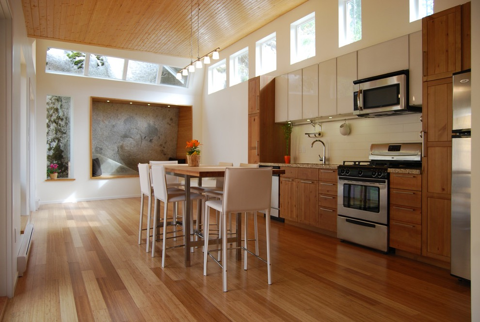 Featured Image of 20 Best Modern Bamboo Flooring Ideas