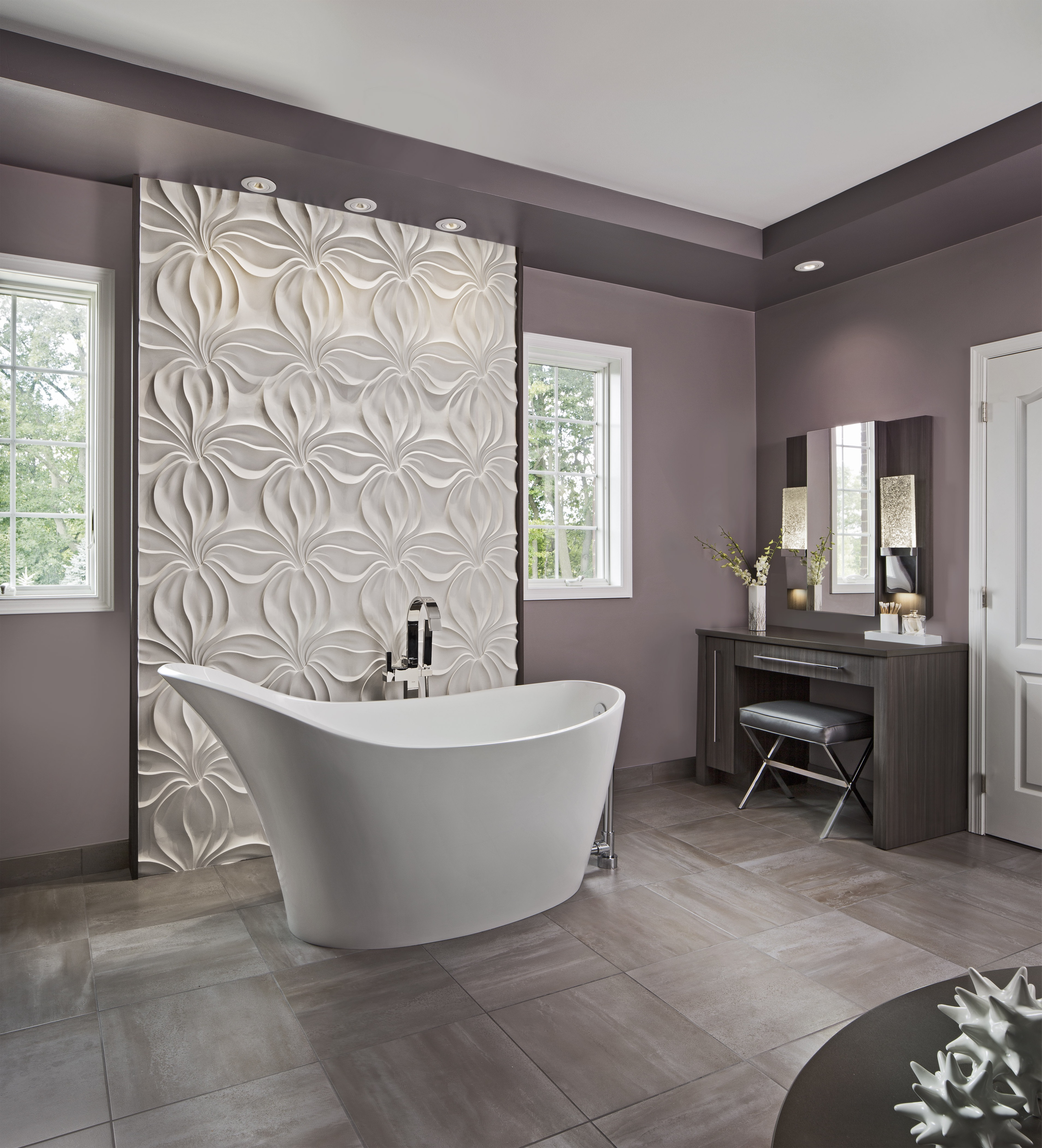 Kids Tub With Accent Wall: The Complete Guide To Remodel Your Bathroom #16937
