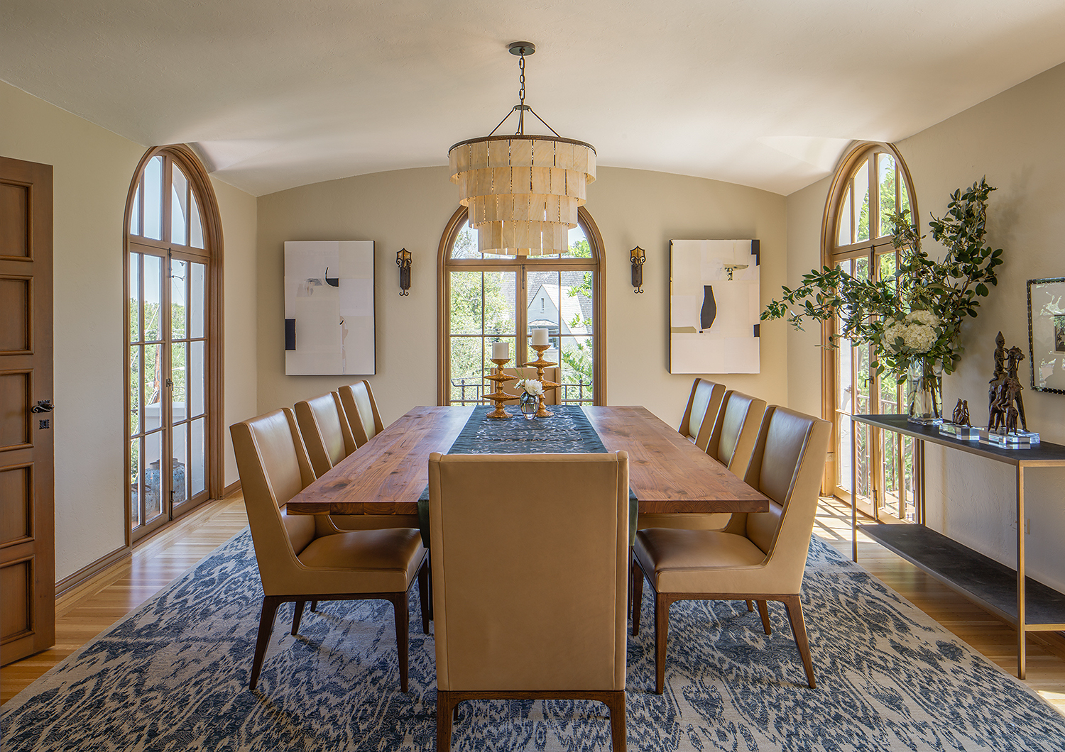 expert tips to choose the dining room chairs and table #17057