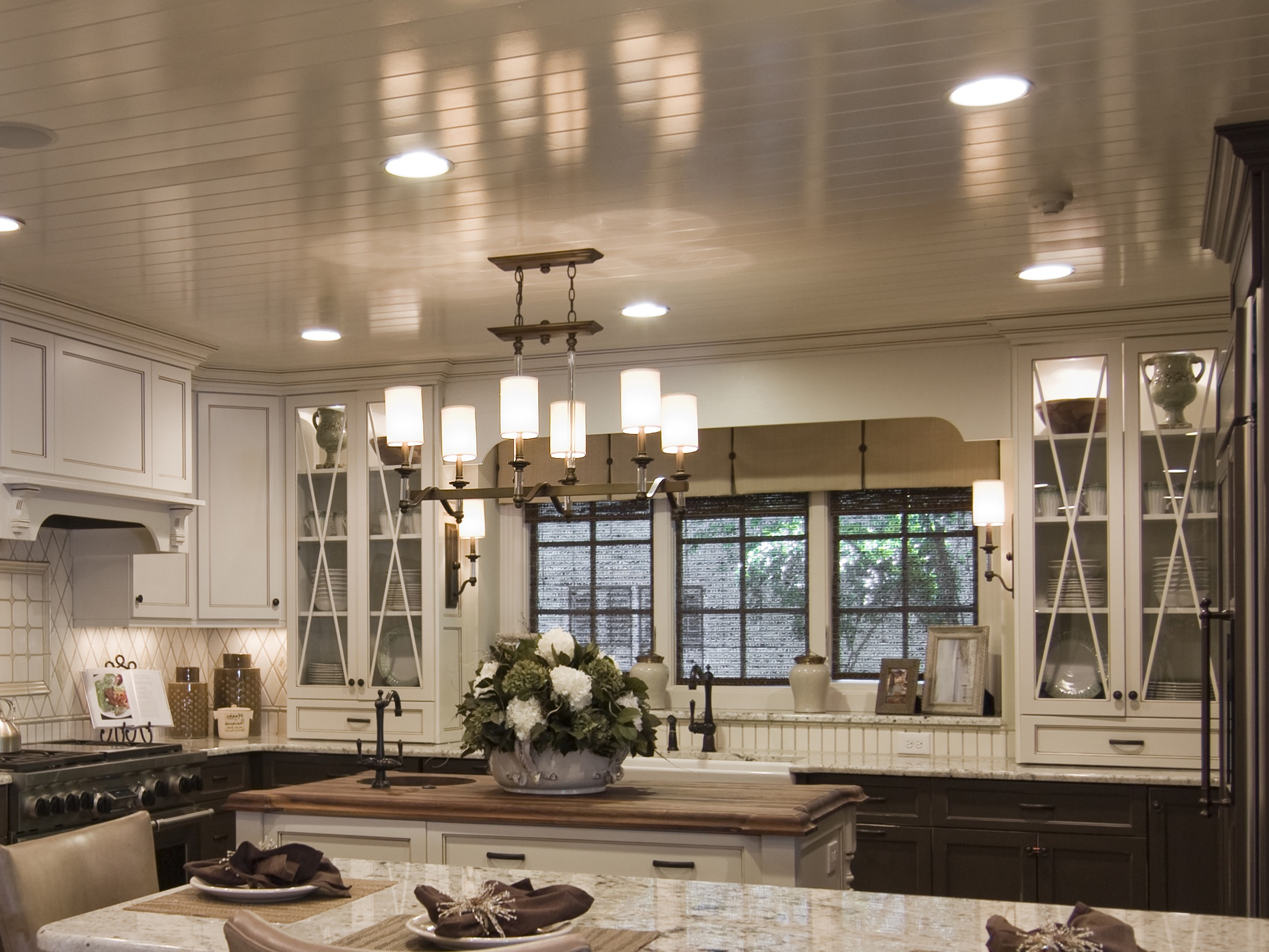 Stunning Kitchen Lighting (View 37 of 39)