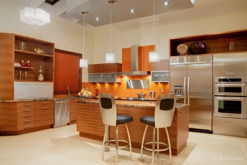 Best Ceiling Lighting For Beautiful Kitchen Design (View 5 of 39)