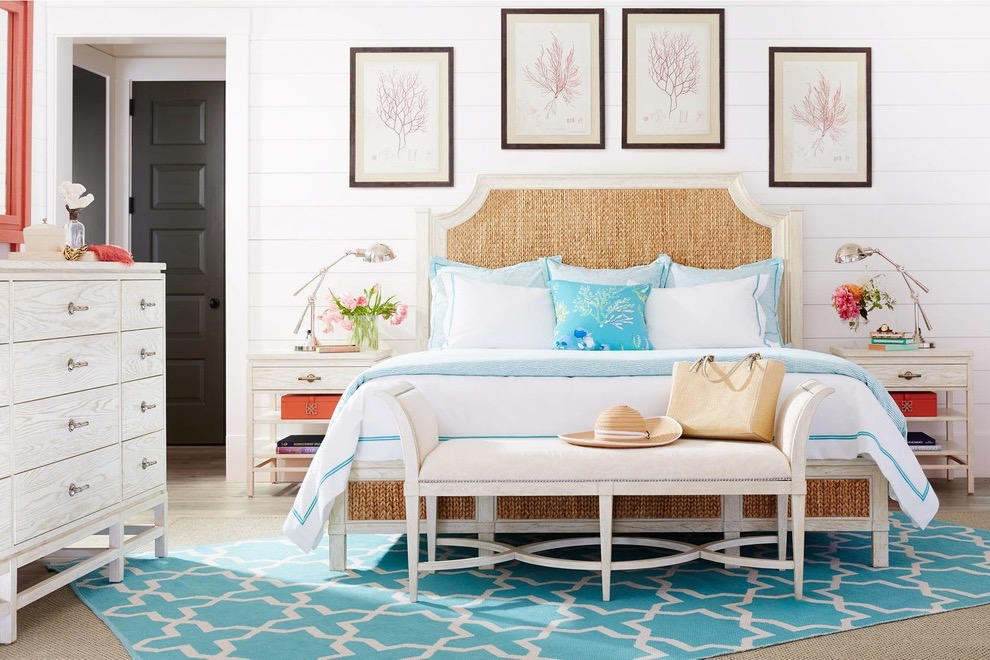 Cozy Indian Inspired Bedroom Decor (View 4 of 30)