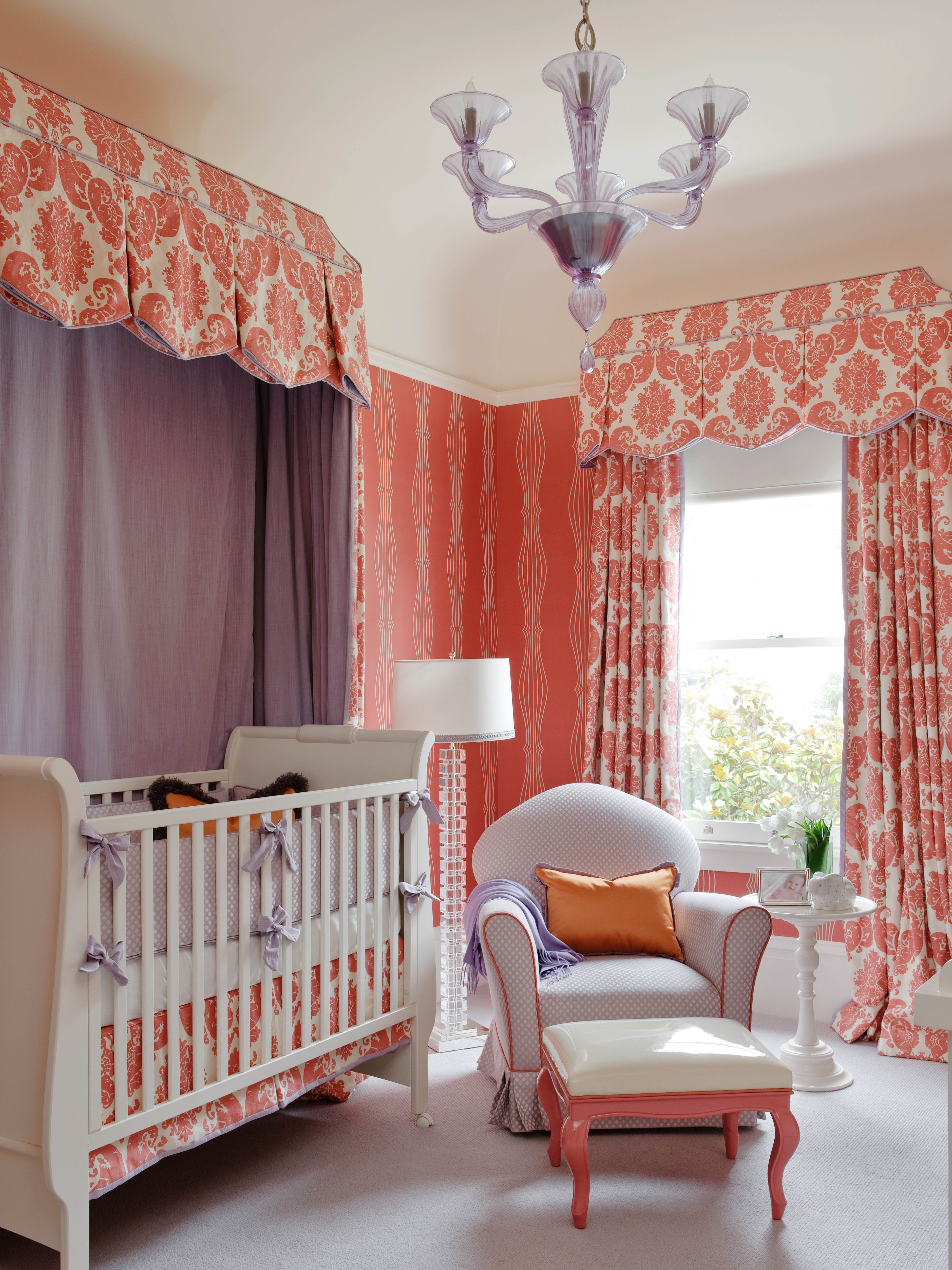 Cozy Baby Room Decor In Classic Style (Image 11 of 33)