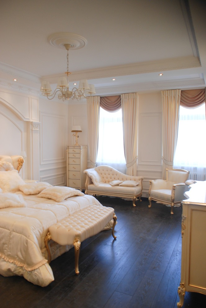 Deluxe Victorian Bedroom Design In Elegant Style (View 12 of 30)