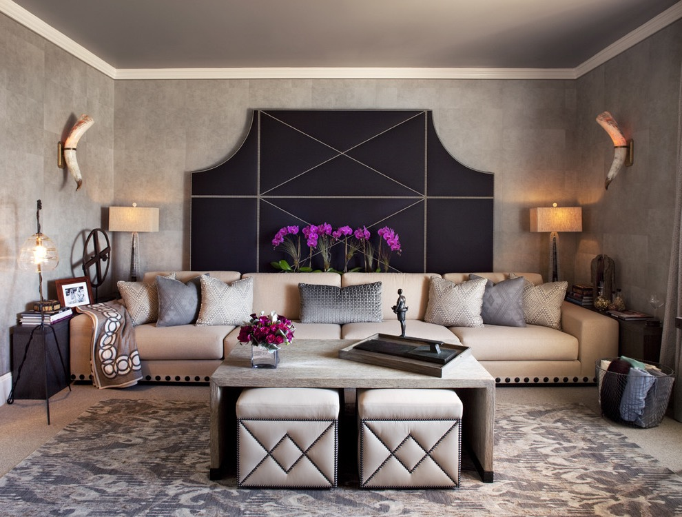 15 Ethnical Style Living Room Design Ideas 18484 Living