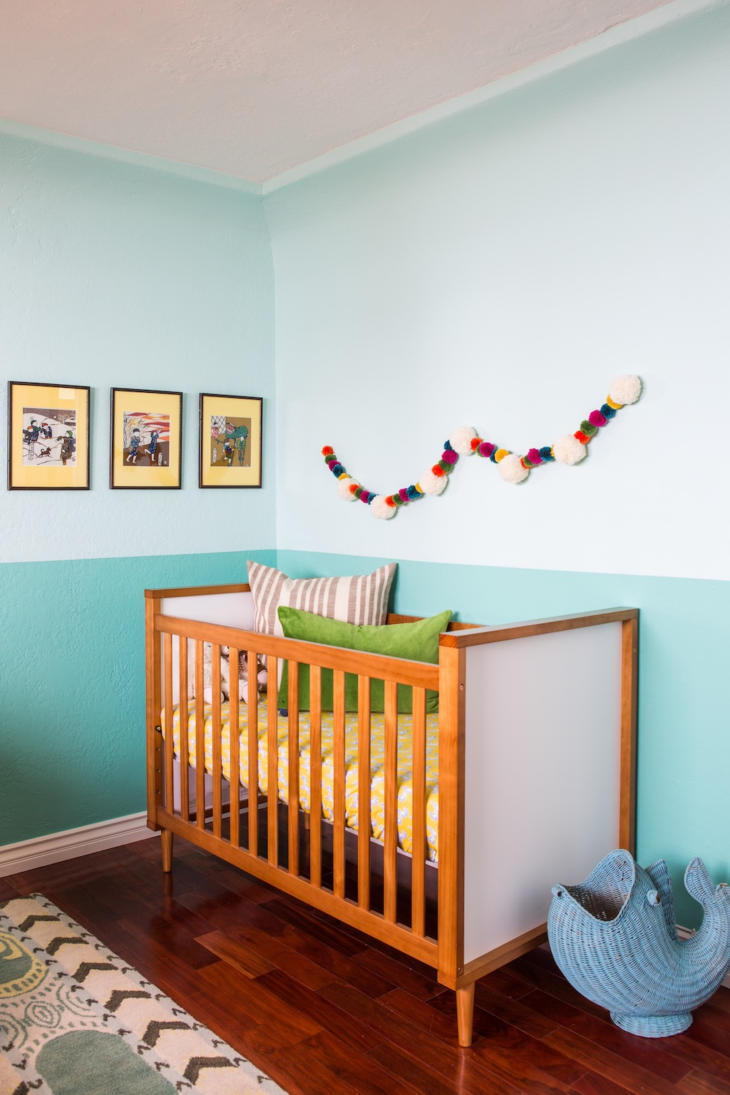 30 Small Modern Bathroom Ideas: 33 Baby Room Interior Decor And Design Ideas #18083