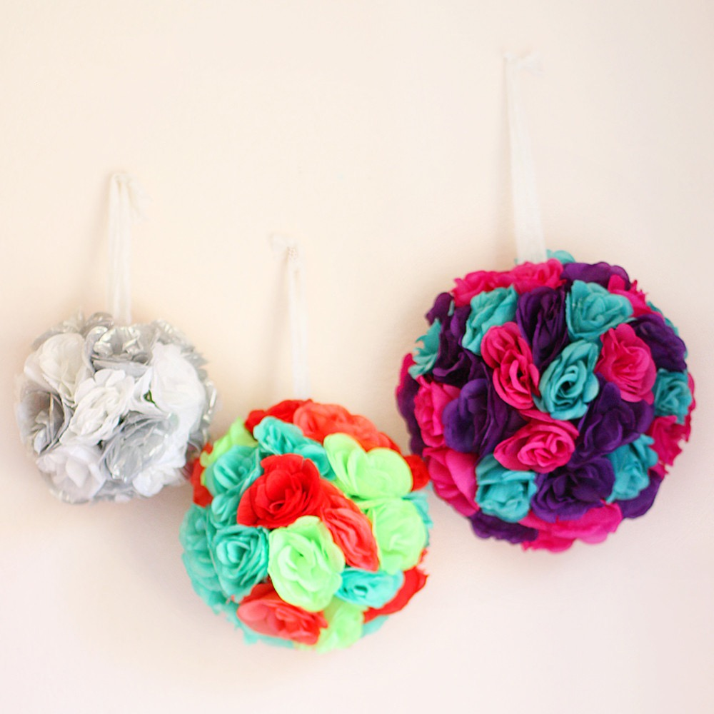 DIY Pomander Ball Centerpiece For Wedding (View 10 of 35)