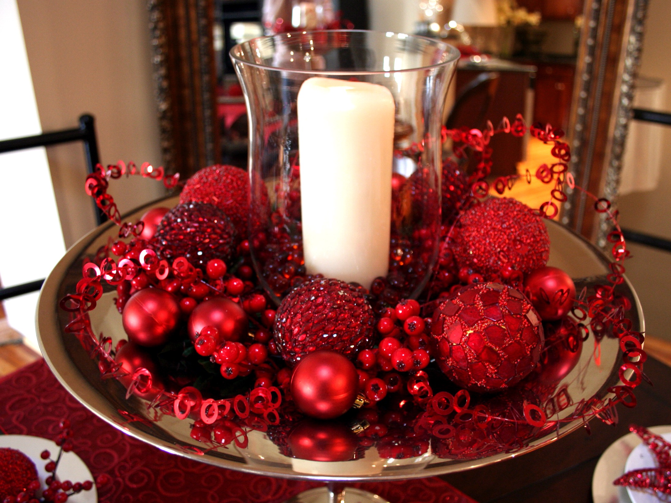 Featured Image of 20 Romantic Candle Centerpiece Ideas