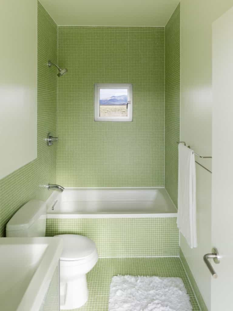 6×8 Small Bathroom Interior Visualization (Photo 10 of 12)